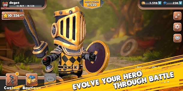 Big Helmet Heroes Apk Download For Android 3