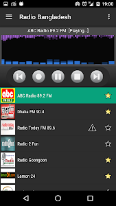 RADIO BANGLADESH screenshot 1