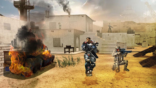 Télécharger Gratuit FPS Shooter 3D: jeux d'action 2020 mod apk screenshots 5