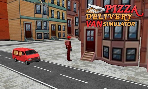Pizza-Delivery-Van-Simulator 4