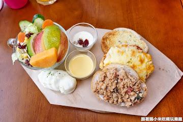 六吋盤早午餐
