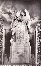 Photo: Montaigu-de-Quercy - 82 Monuments aux morts de l'église