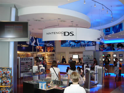 Photo Nintendo World Store