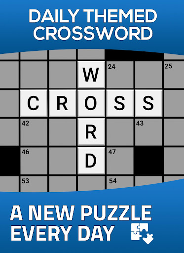 Daily Themed Crossword - A Fun crossword game filehippodl screenshot 22