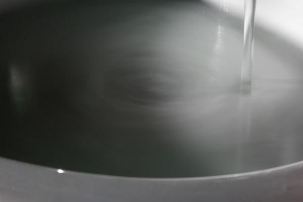 Mondo minimale: le cascate lavabo di Gil