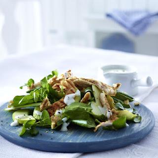 Chicken, Avocado and Watercress Salad