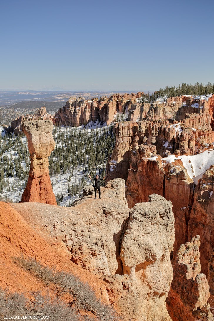 Agua Canyon Bryce Canyon Things to Do
