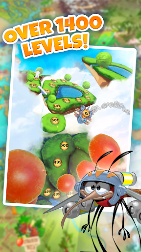 Best Fiends - Puzzle Adventure screenshot 15