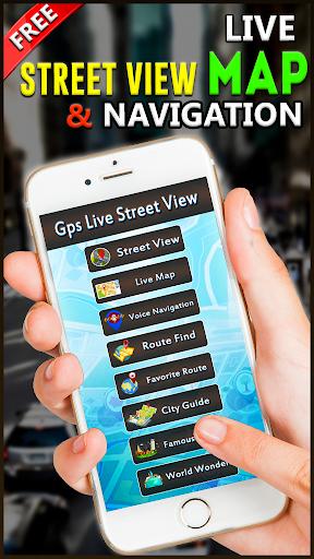 Street View Live 2019 - GPS Map, Navigation 1.0 screenshots 2