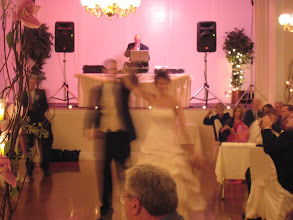 Photo: The first dance.