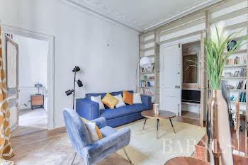 Appartement meublé 3 pièces 68,74 m2