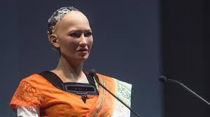 Sophia-The Humanoid An example of Artificial intelligence in Robotics