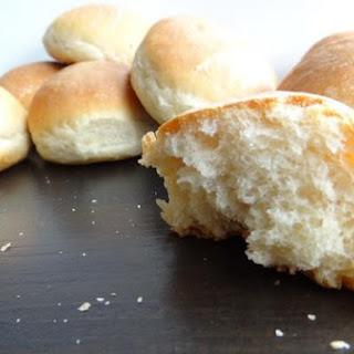 Easy Bread Rolls.