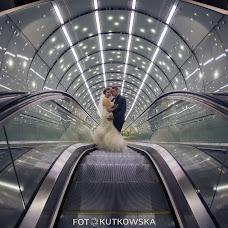 Wedding photographer Monika Kutkowska (fotokutkowska). Photo of 19.08.2017