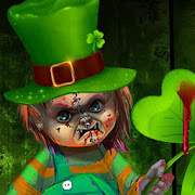 Scary Leprechaun Launcher  Wallpapers and Icons