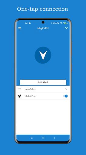 Mayi VPN - Free, Fast & Secure VPN proxy 223 Screenshots 1