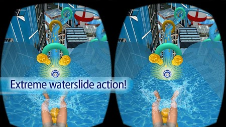 Water Slide Adventure VR APK screenshot thumbnail 1