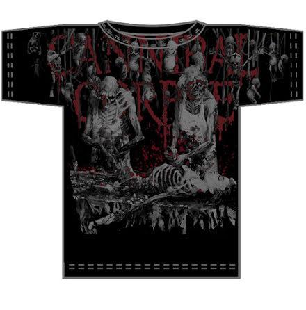 T-Shirt - Butchered Full Print