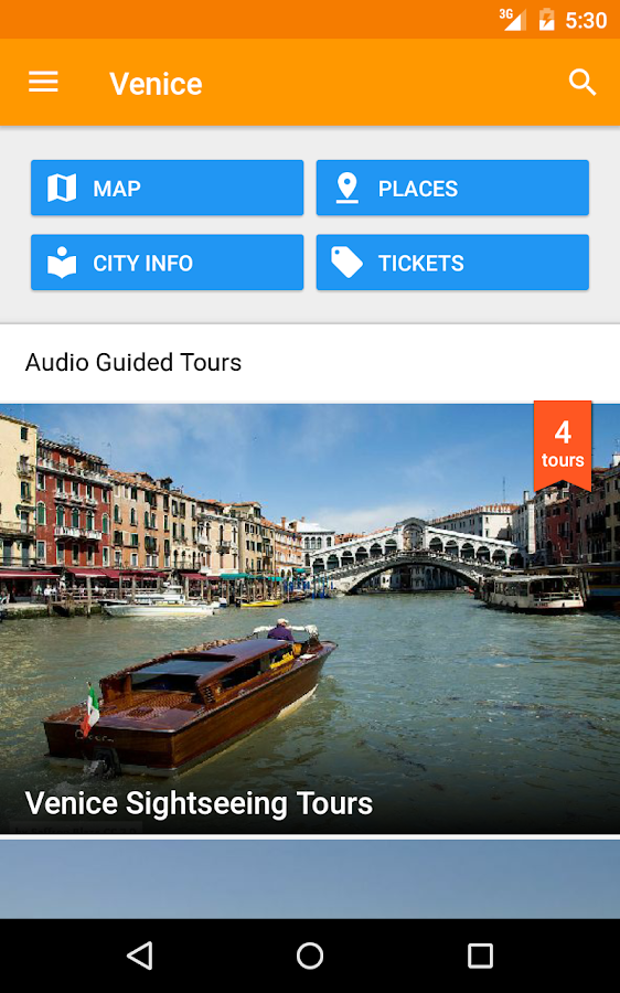 PocketGuide Audio Travel Guide- screenshot