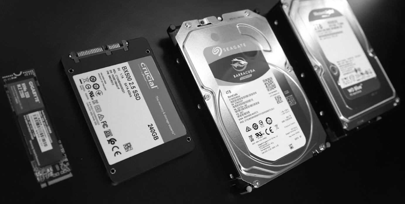 SSD Vs. HDD Storage: What's the Difference? | Computer Lounge