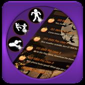 Halloween GO SMS Theme