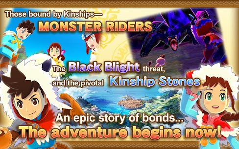 Monster Hunter Stories MOD Apk (Weak Enemy/One Hit) 2