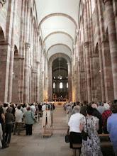 Photo: ...im Dom findet ein Gottesdienst statt