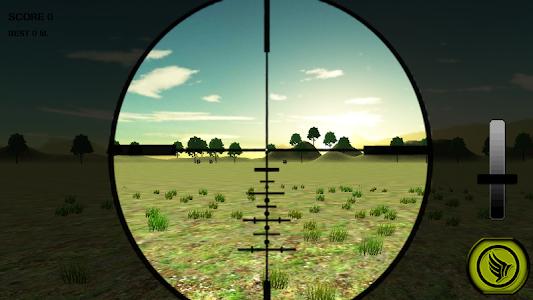 Wild Bear Hunting Sniper 3D screenshot 5