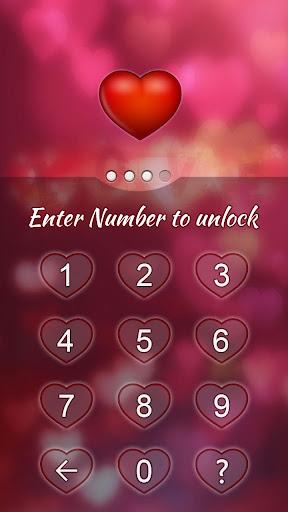 App Lock - Love Theme