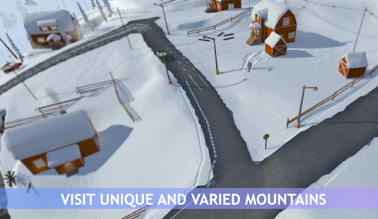 Grand Mountain Adventure Screenshot