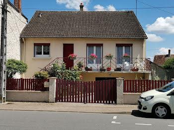 maison à Chabris (36)