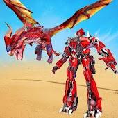 Flying Dragon Robot Simulator Mod
