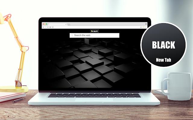 HD Dark Black Wallpapers New Tab Theme