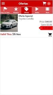 King Car Rentals - náhled