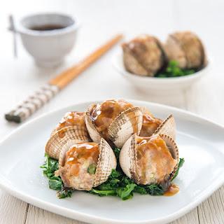 Cockle Meatballs Recipe