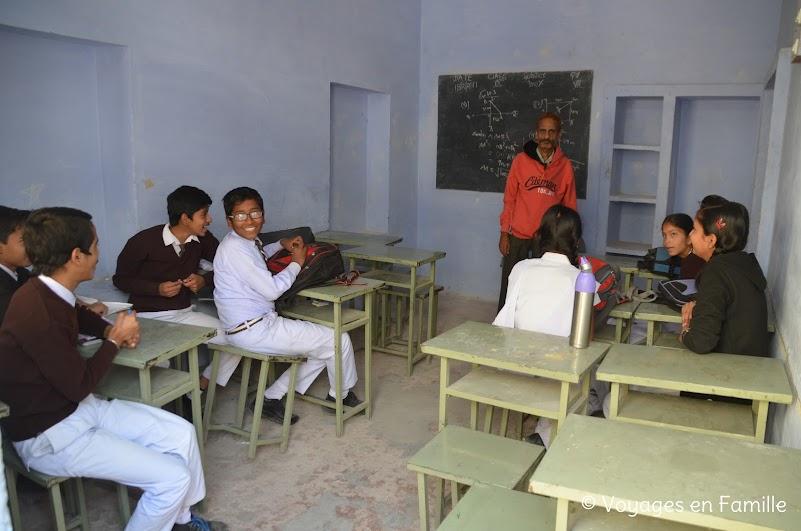 Bundi école
