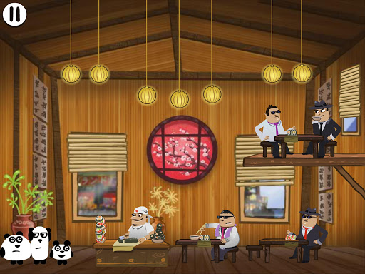 3 Pandas in Japan : Adventure Puzzle Game screenshots 14