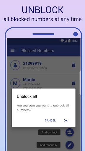 Call Block screenshot 5