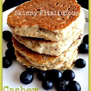 Cashew Pancakes Recipe