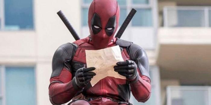 Süper Kahraman Filmleri - Deadpool