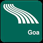 Goa Map offline Icon
