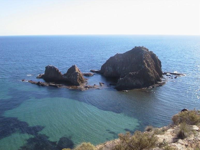 Pulpí, Isla Negra.