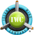 Logo for Island Wing Company Mobile, Al.