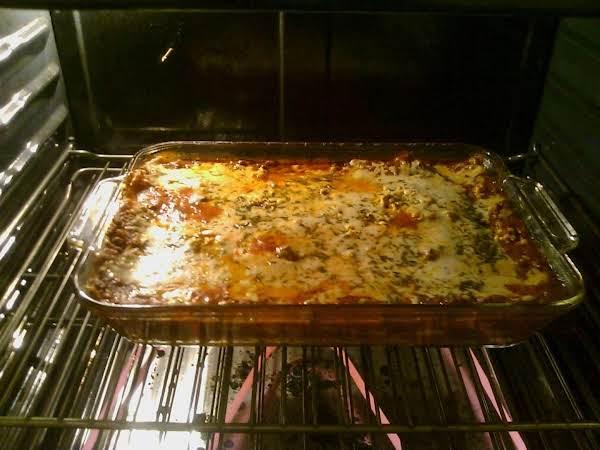 La La La Lasagnea Recipe
