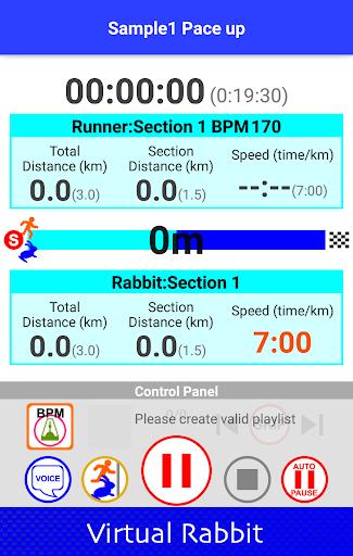 Virtual Rabbit - Running Pacer 3.0.8 Windows u7528 8