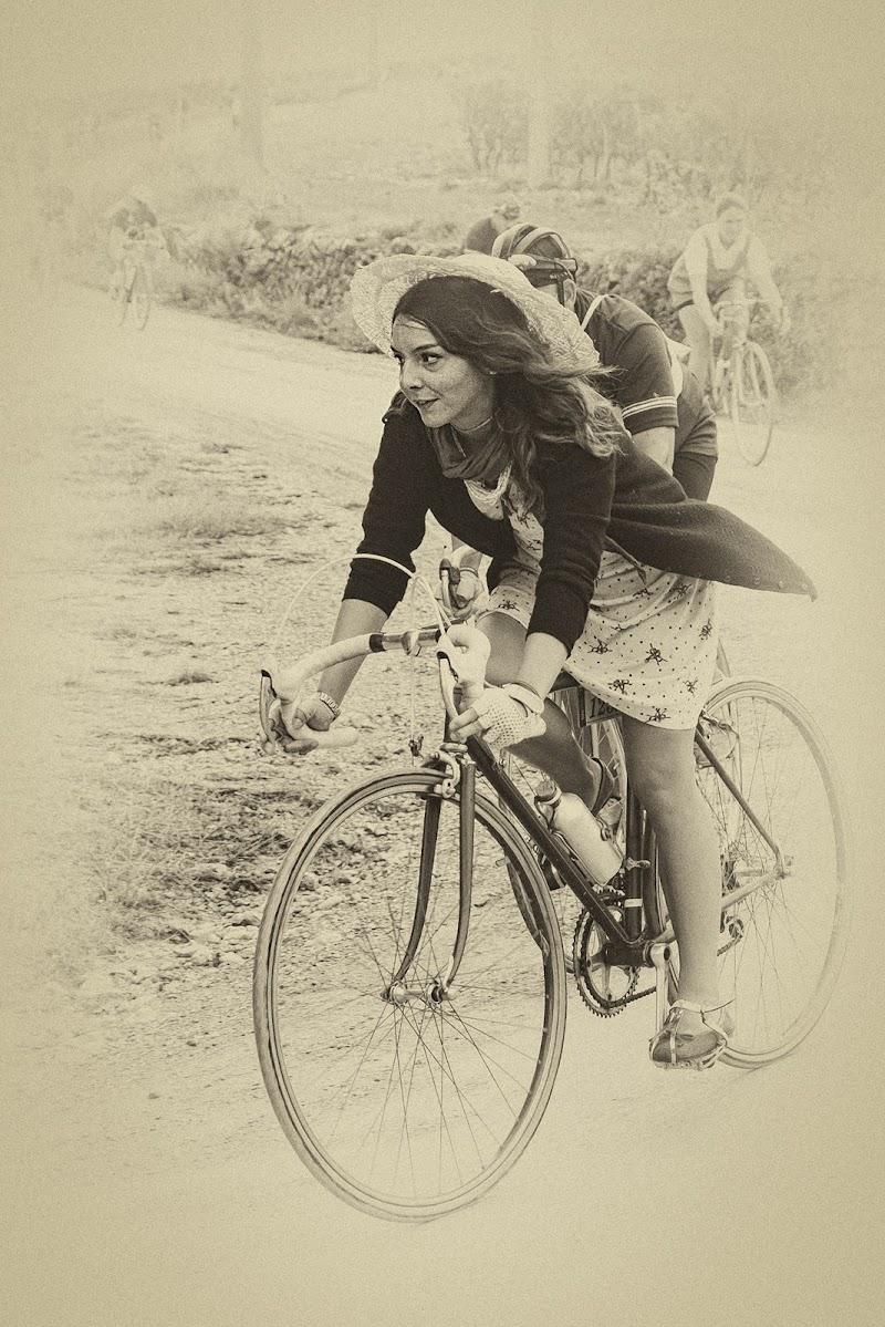 Bellezza in bicicletta di Andri55