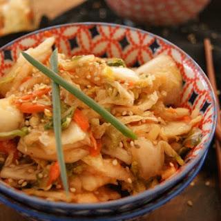 Kimchi – Cultured Napa Cabbage
