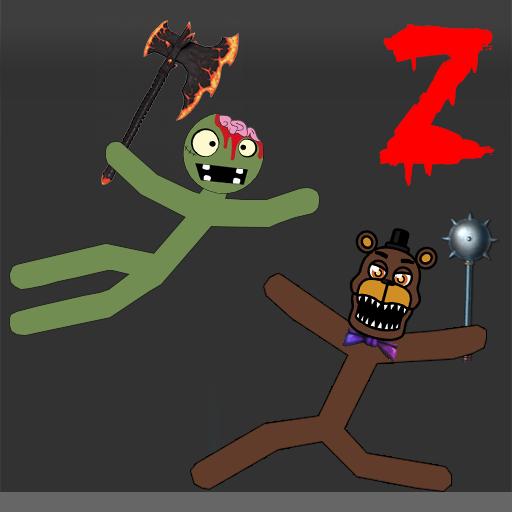 Stickman Warriors Zombie Fnaf file APK Free for PC, smart TV Download