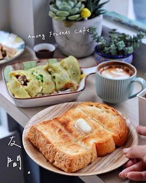 友間Cafe'/賣蛋餅