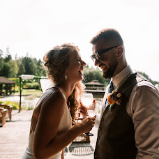 Fotógrafo de casamento Mariya Korenchuk (marimarja). Foto de 01.11.2018